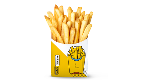 감자튀김</br>